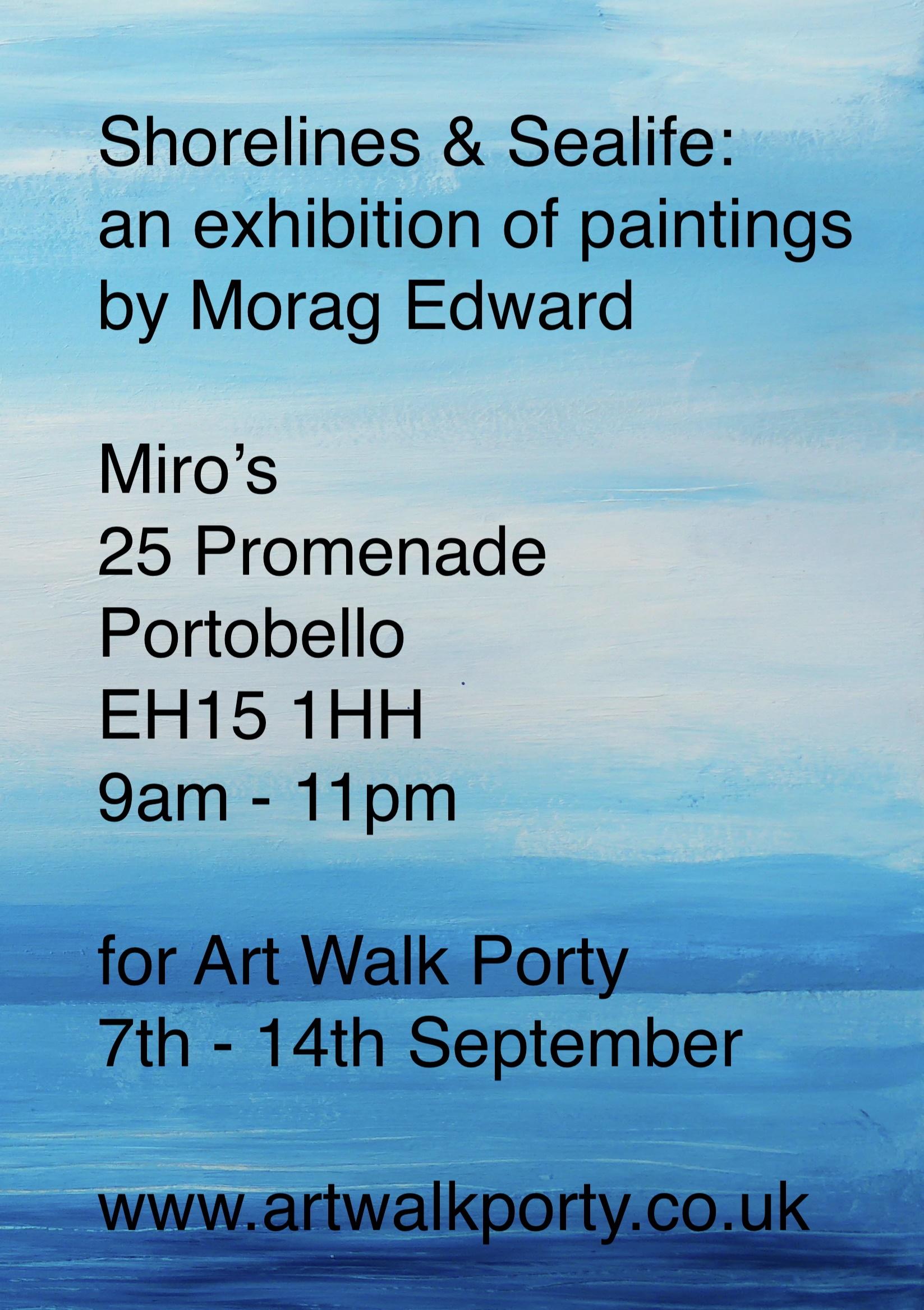 Invitation for exhibition