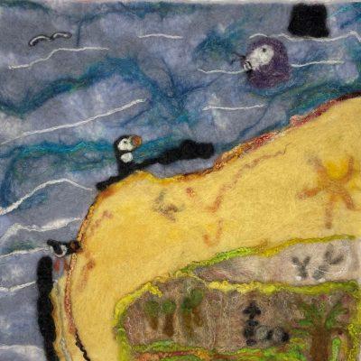 Square 69 - Judith Batson